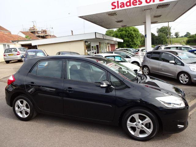 2011 Toyota Auris 1.6 TR image 4