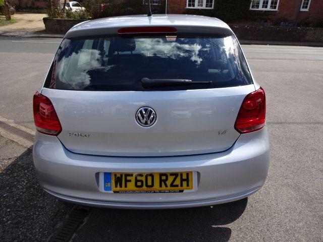 2010 Volkswagen Polo 1.4 image 4