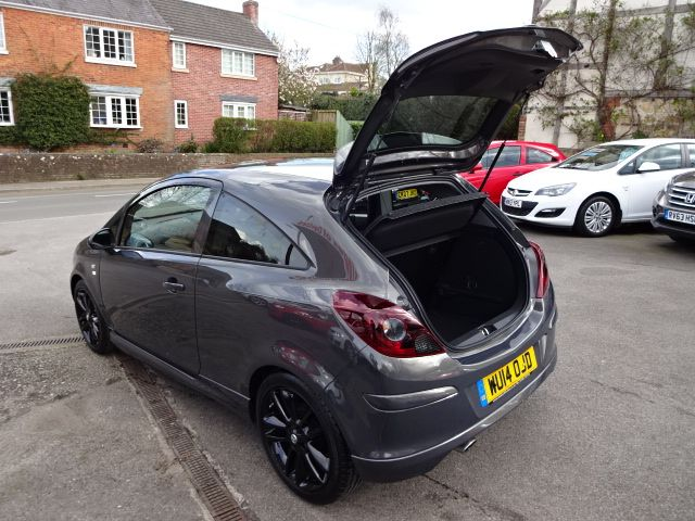 2014 Vauxhall Corsa 1.2 image 6