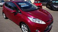 2011 Ford Fiesta 1.25 Zetec image 1