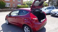 2011 Ford Fiesta 1.25 Zetec image 6