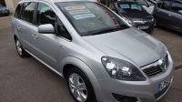 2011 Vauxhall Zafira 1.6i 16v