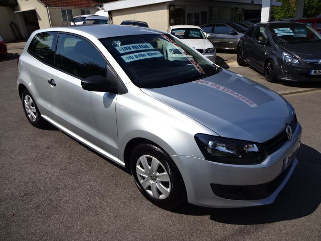 2011 Volkswagen Polo 1.2 S 70 image 1