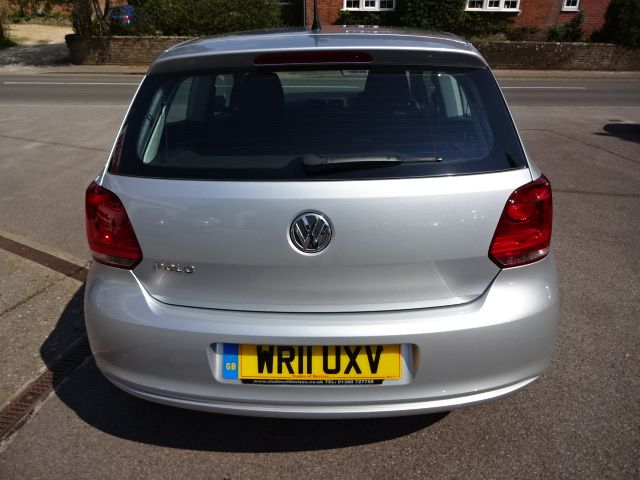 2011 Volkswagen Polo 1.2 S 70 image 5
