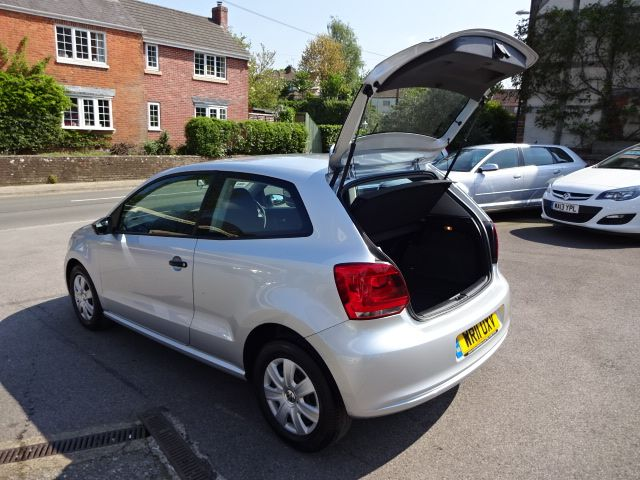 2011 Volkswagen Polo 1.2 S 70 image 7