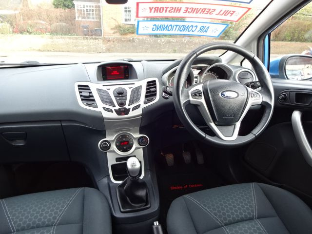 2008 Ford Fiesta 1.4 image 8