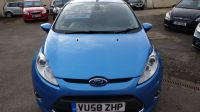 2008 Ford Fiesta 1.4 image 4