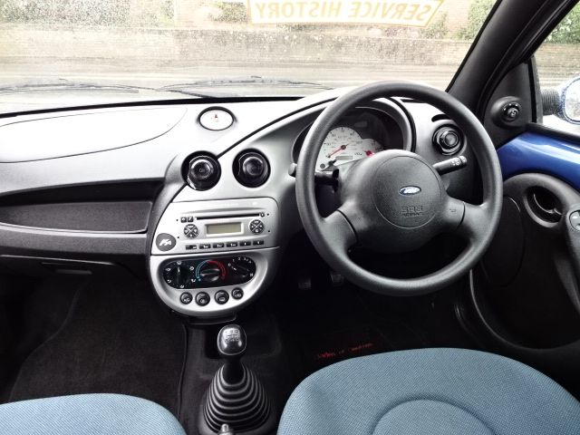 2008 Ford Ka 1.3 image 8