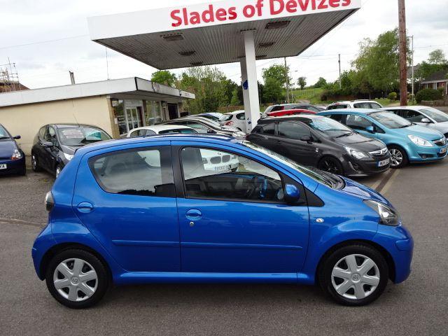 2009 Toyota Aygo 1.0 VVT-i image 2