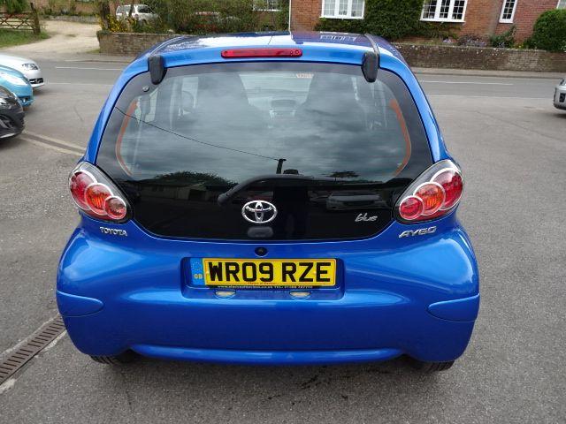 2009 Toyota Aygo 1.0 VVT-i image 4