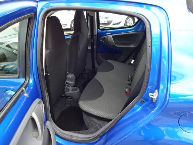2009 Toyota Aygo 1.0 VVT-i image 6