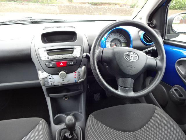 2009 Toyota Aygo 1.0 VVT-i image 8