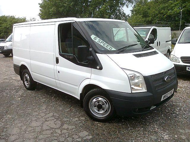 2012 Ford Transit T300 image 1