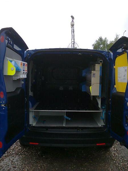 2010 Fiat Doblo 1.2 16V Sx Multijet 5Dr image 6