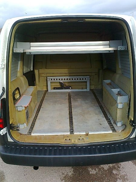2012 Vauxhall Combo Van 1.7 Cdti image 5