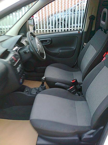2012 Vauxhall Combo Van 1.7 Cdti image 6