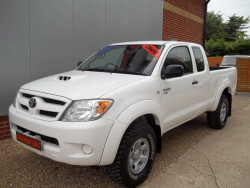 2008 Toyota Hilux 2.5