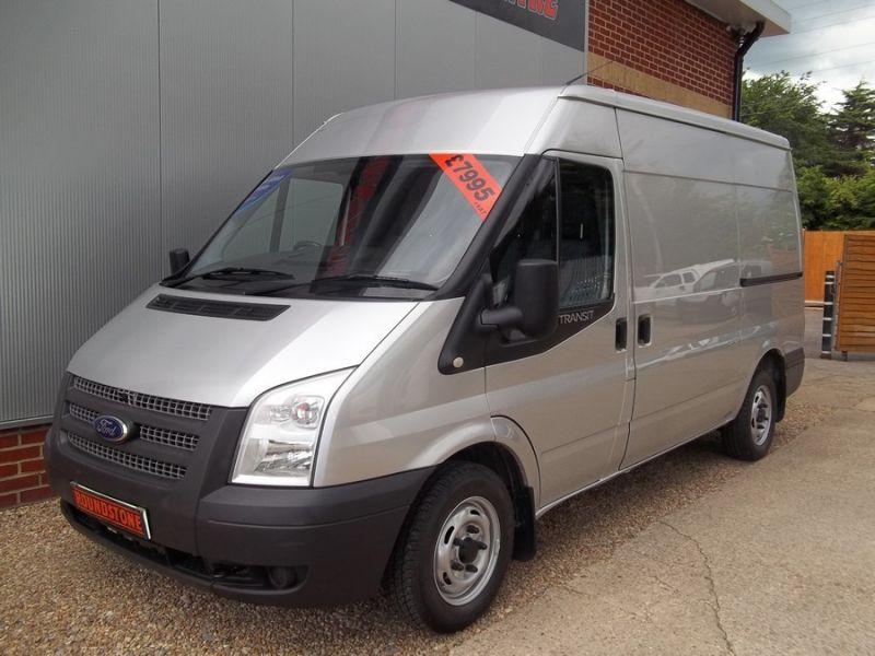 2012 Ford Transit T280 image 1
