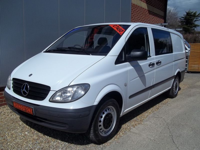 2009 Mercedes Vito image 1