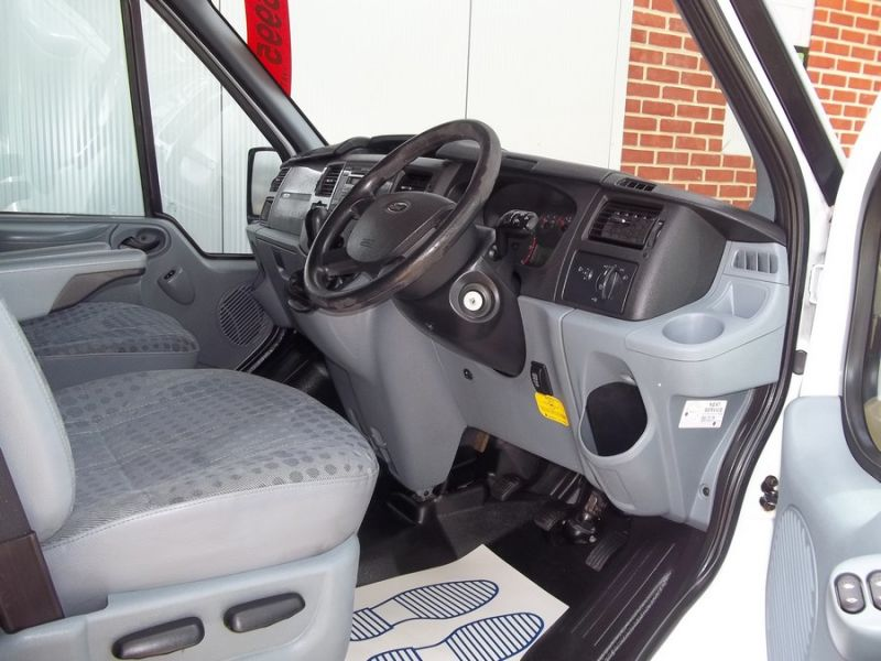 2009 Ford Transit 2.2 Tdci T280 image 6