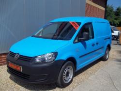 2011 Volkswagen Caddy Maxi 1.6