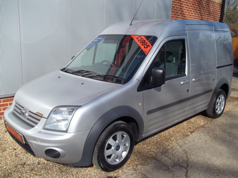 2011 Ford Transit Connect image 1