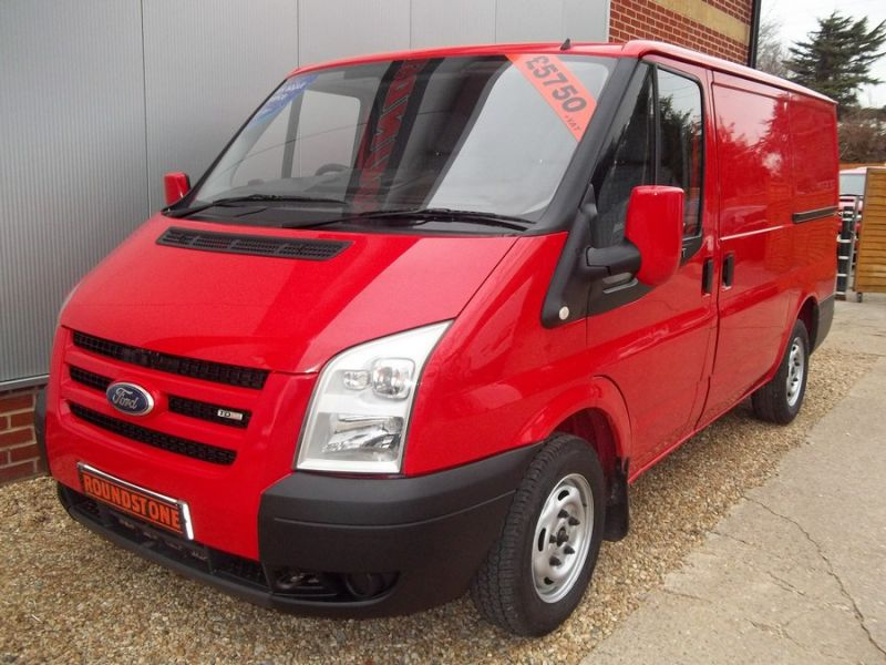 2007 Ford Transit T260S image 1