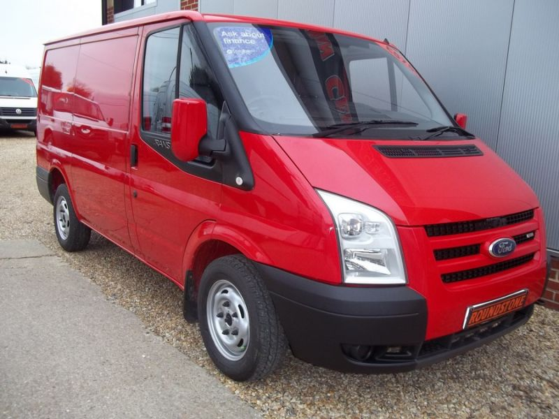 2007 Ford Transit T260S image 2