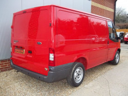 2007 Ford Transit T260S image 4