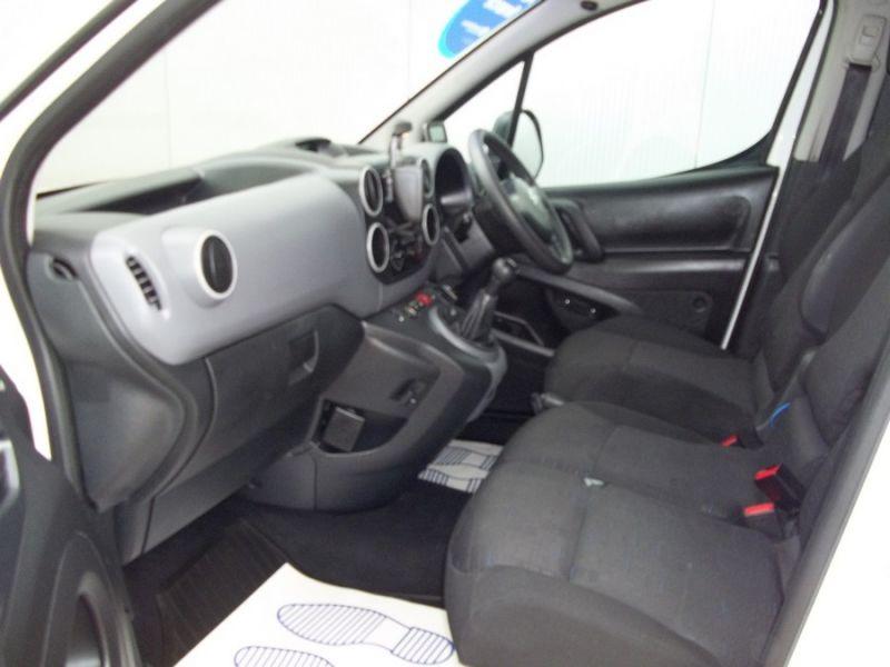 2011 Citroen Berlingo 1.6 image 7