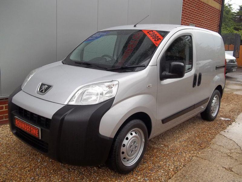 2011 Peugeot Bipper 1.4 S image 1