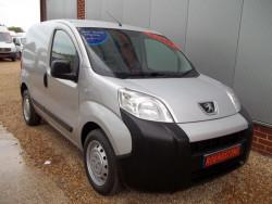 2011 Peugeot Bipper 1.4 S image 2