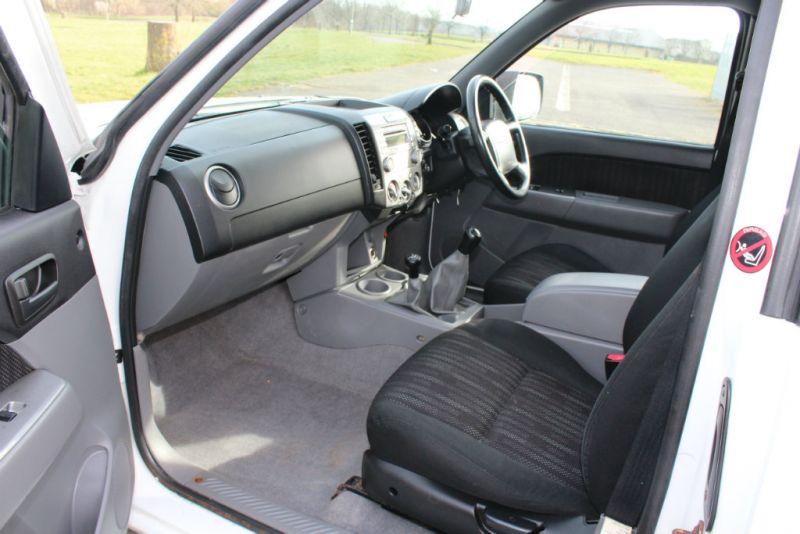 2010 Ford Ranger 2.5 image 8