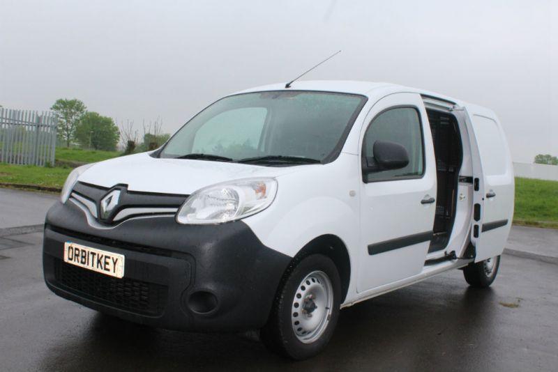2014 Renault Kangoo Maxi 1.5 image 2