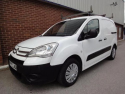 2009 Citroen Berlingo 1.6 HDi