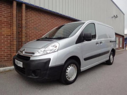 2010 Citroen Dispatch 1000 1.6 HDi
