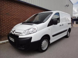 2009 Citroen Dispatch 2.0 HDi