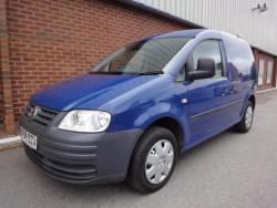 2008 Volkswagen Caddy 1.9 TDI