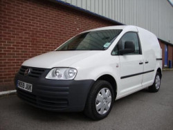 2009 Volkswagen Caddy 1.9TDI
