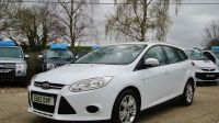 2012 Ford Focus 1.6 TDCi 115 Edge 5dr