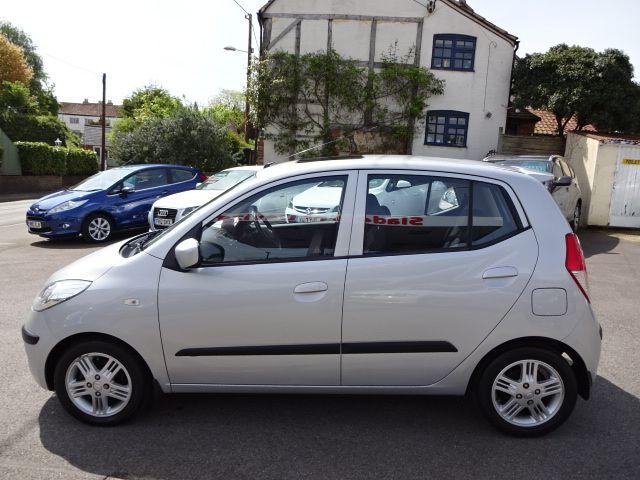 2010 Hyundai i10 Style image 3