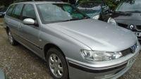 2001 Peugeot 406 2.0 Rapier HDI 5d