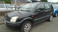 2003 Ford Fusion 1.4 5d