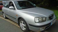 2001 Hyundai Elantra 2.0 CDX 5d