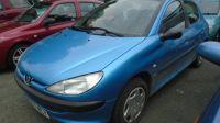 2000 Peugeot 206 1.4 LX 5d