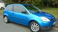 2004 Ford Fiesta 1.2 3d