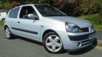 2003 Renault Clio 1.5 Plus DCI 3d