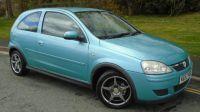 2003 Vauxhall Corsa 1.2 16V 3d
