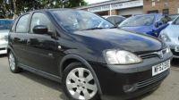 2002 Vauxhall Corsa 1.2 SXI 16V 5d