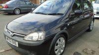 2002 Vauxhall Corsa 1.2 SXI 16V 5d image 2